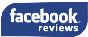Facebook rating logo